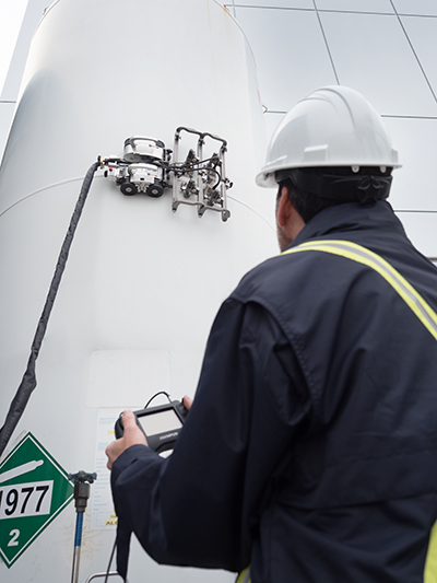 Versatile Tool Inspects Welds and Maps Corrosion