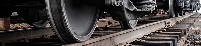 Ensuring Wheels, Axles, and Rails Surpass the Highest Safety Standards