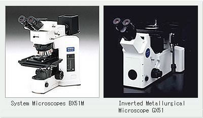 Optical Microscopes / Olympus