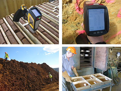 The Use Case for pXRF