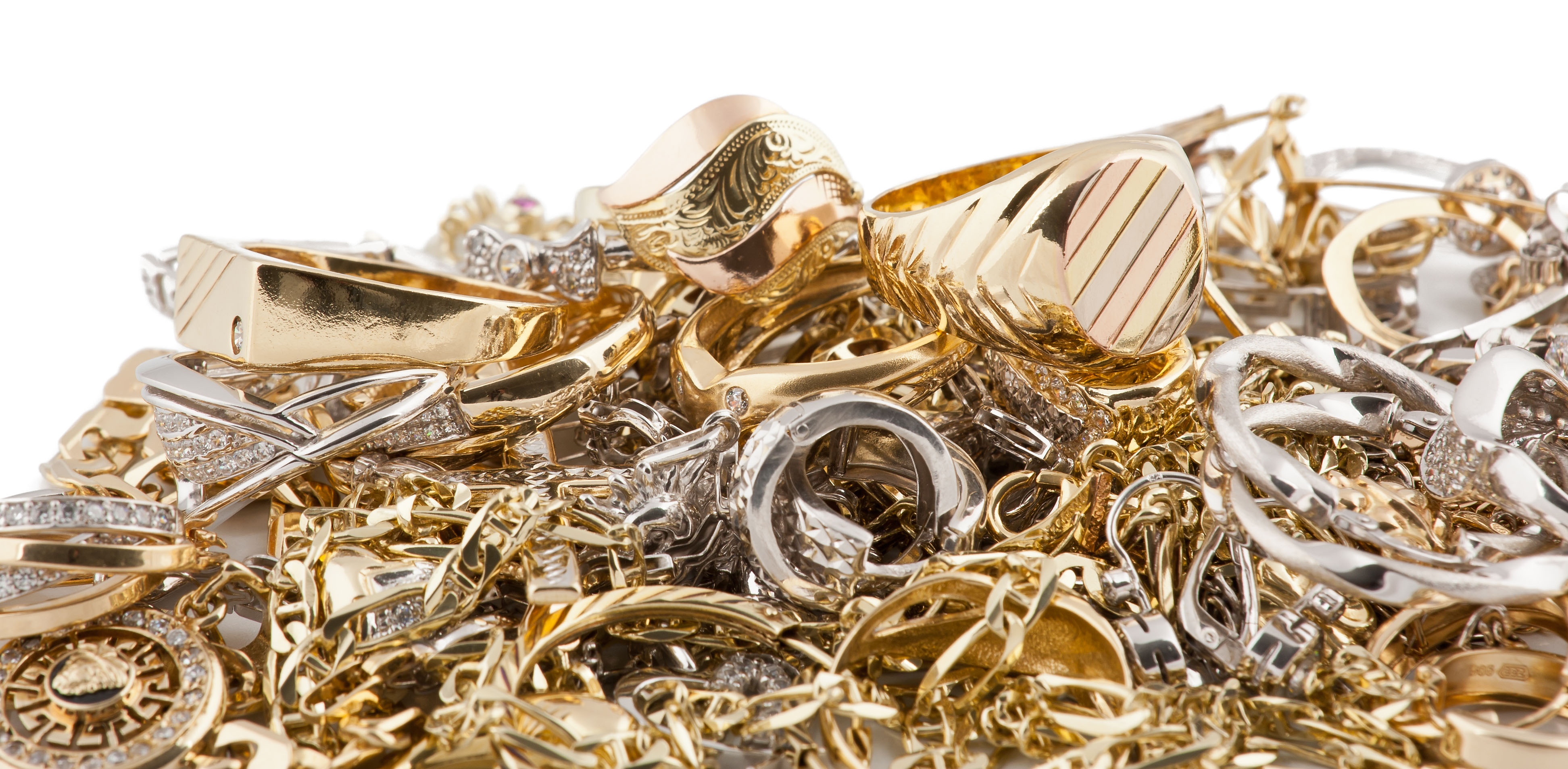 Worth Its Weight in Gold: Detecting Counterfeit Jewelry with