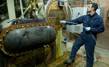 NORTEC 600D Heat Exchanger Tubing Inspection Kit