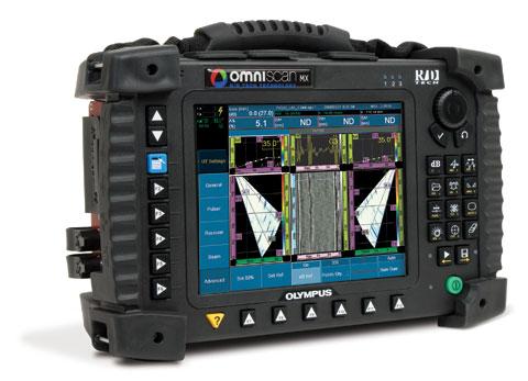 OmniScan MX PA Flaw Detector