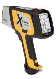 Olympus Innov-X DELTA Professional XRF analyzer